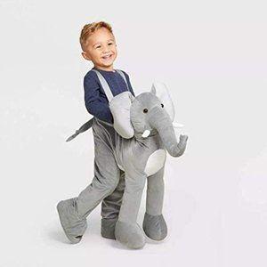 Hyde & EEK! Boutique Toddler Plush Elephant Rider